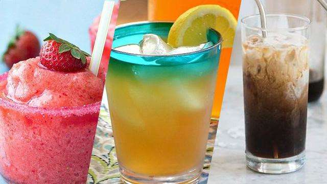 15 Summer Drinks To Cool Off With In This Heat