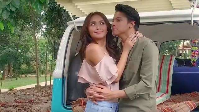 Kathryn Bernardo and Daniel Padilla Tackle Adult Probs in Their New Film 'Can't Help Falling In Love'