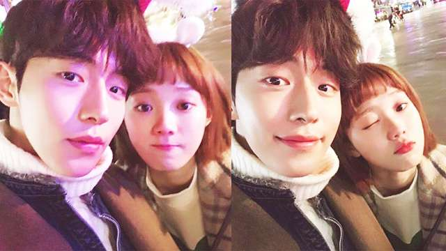 Is This Photo Proof That Nam Joo Hyuk and Lee Sung Kyung Are Dating?