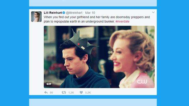 Riverdale's Lili Reinhart Is a Meme Queen