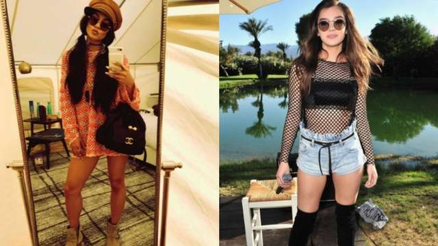 All the Celeb Looks at Coachella You Can Rock This Summer
