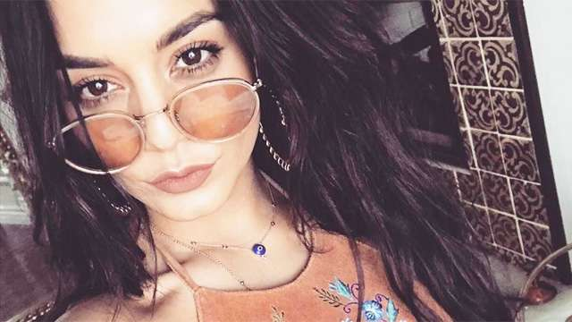 This Is How Vanessa Hudgens Keeps Her Body Fit