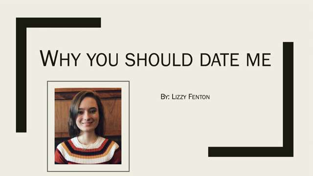 OMG, This Girl Made a Powerpoint Presentation for Her Crush!