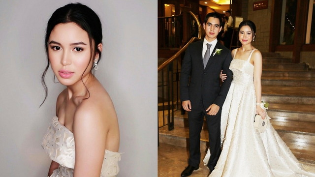What Claudia Barretto Wore to Prom Is Every Girl's Dream Gown
