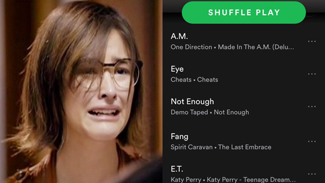 LOL, People Are Making Spotify Playlists for the Most Hilarious Reasons!