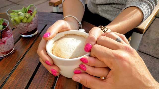 Yay, Coffee Can Actually Help Your Relationship!