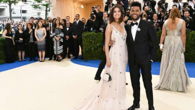 Selena Gomez and The Weeknd Are Finally Red Carpet Official