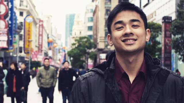 Meet This Week's Crush: Future Doctor Eljohn Yee