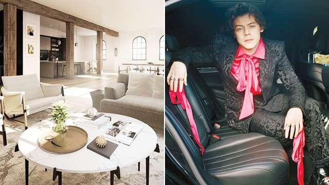 Take a Look at Harry Styles' Gorgeous New York City Apartment