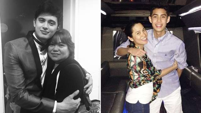 10 Celebrities and Their Cutest Moments with Their Moms