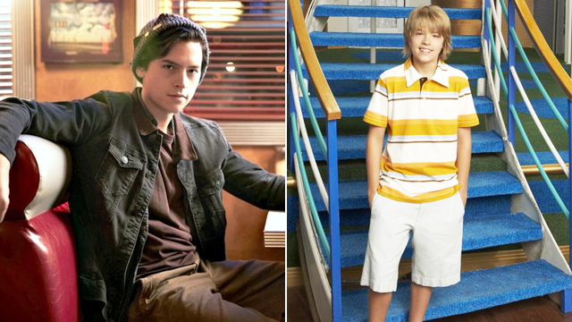 Where We've Seen Cole Sprouse Before Riverdale