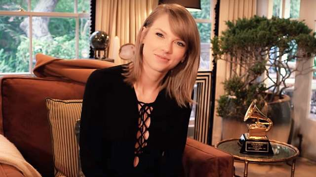 Taylor Swift Is Reportedly Dating a New Brit Actor
