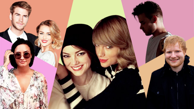 Emma Stone Is Apparently Responsible for Taylor Swift's Newest Romance