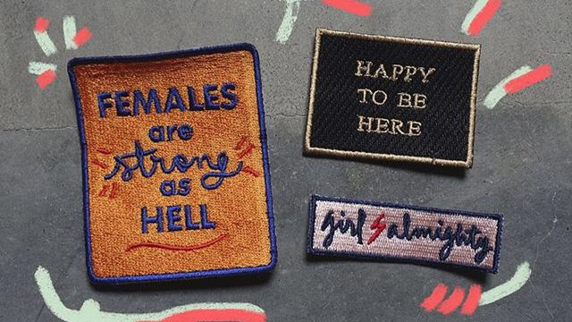 7 Instagram Stores to Stalk For the Coolest Pins and Patches