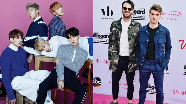 Can We Expect a BTS X The Chainsmokers Collab Soon?