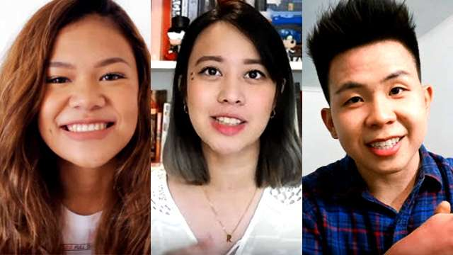 This Is How YouTube Singers Reese Lansangan, Karl Zarate, and Reneè Dominique Deal With Haters