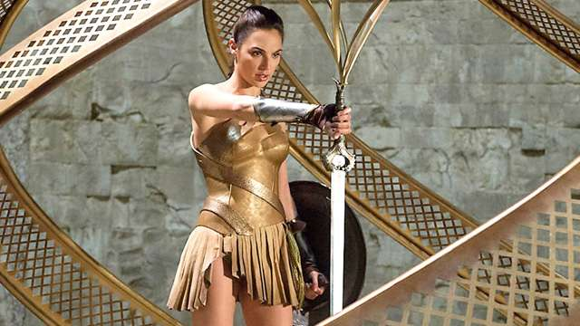 Here's Gal Gadot's Complete 'Wonder Woman' Workout