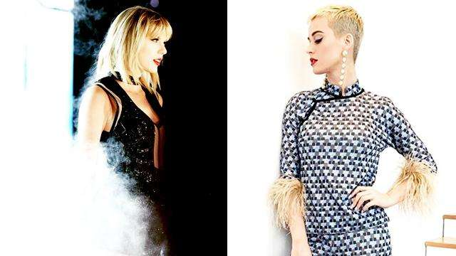 Katy Perry Says Sorry to Taylor Swift and Says She Forgives Her