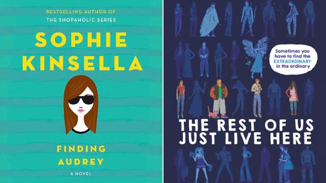 10 Young Adult Books That Talk About Anxiety and Depression