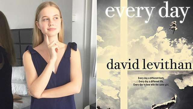 David Levithan's YA Novel 'Every Day' Is Going to be a Movie