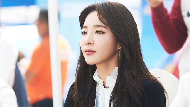Sandara Park Is Going to Star in a Vampire Action Movie