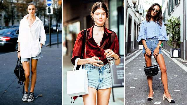 The Perfect Style Equation to Transition From Summer to the Rainy Season
