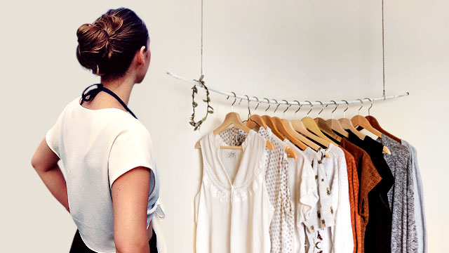 7 Commandments in Building the Perfect Wardrobe