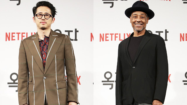 Okja's Steven Yeun and Giancarlo Esposito Gave Us Great Advice on How We Can Change the World