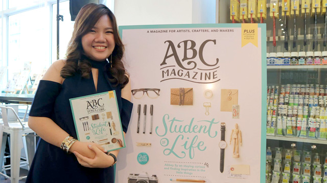 Abbey Sy Shares Tips on Pursuing a Creative Lifestyle
