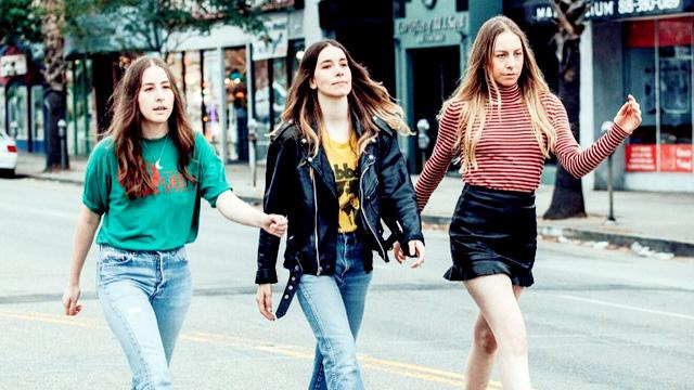 Long Weekend #Mood: HAIM's New Music Video for 'Want You Back'