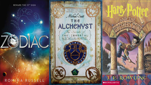 5 Book Worlds to Read About for When You Need an Escape