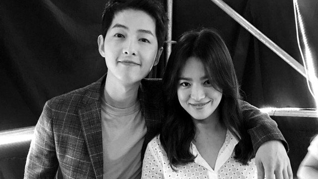 A South Korean TV Network Has Proof That Song Hye Kyo and Song Joong Ki Were Together In Bali