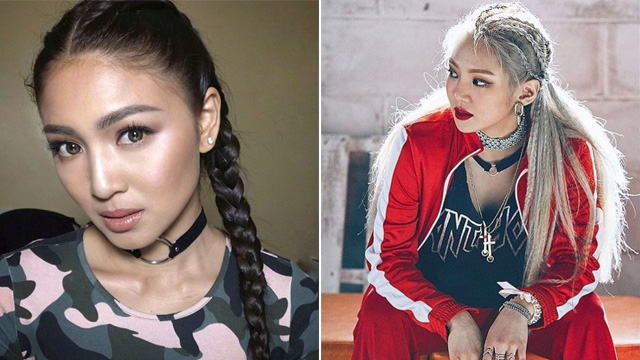 Nadine Lustre And Hyoyeon Of Girls' Generation Seriously Look Like Sisters