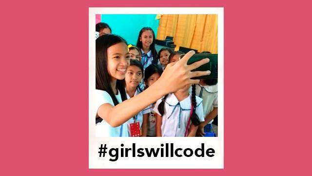 Meet the 14-Year-Old Who Founded 'Girls Will Code'