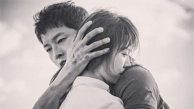You Have to Read Song Joong Ki's Touching Letter About His Marriage to Song Hye Kyo