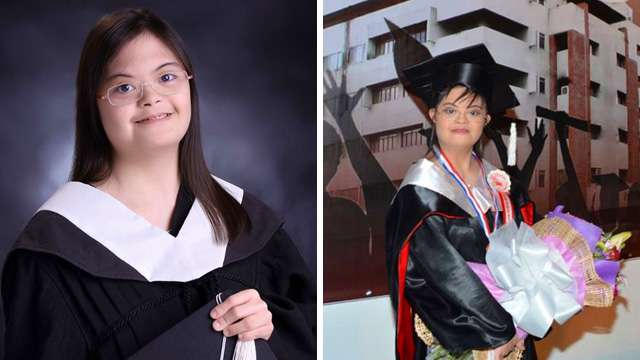 This Girl With Down Syndrome Just Graduated From College