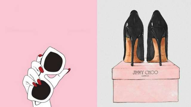 14 Free Phone Wallpapers for the Girl Who Loves Fashion