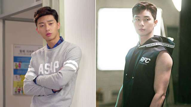 Where We've Seen Park Seo Joon Before 'Fight for My Way'