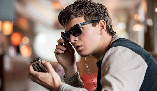 Ansel Elgort Is Perfection in Baby Driver
