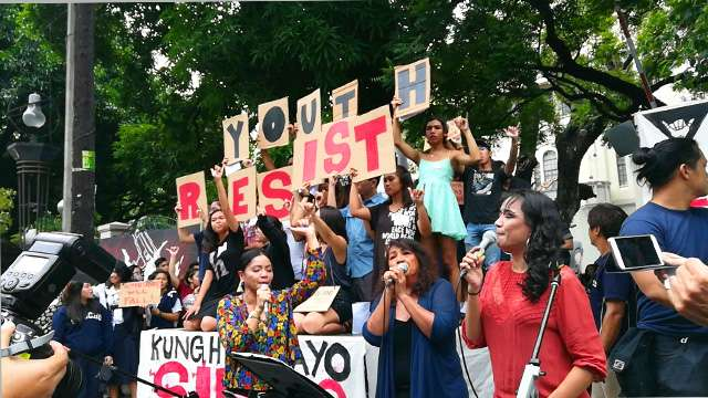 What You Need to Know About #YouthResist Alt-Sona