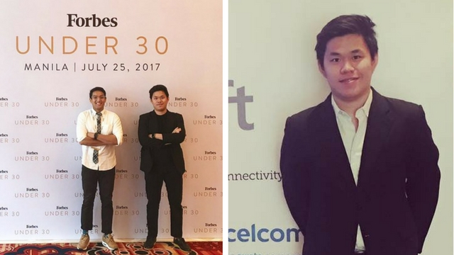 PUP Graduate Lands Forbes '30 Under 30' List