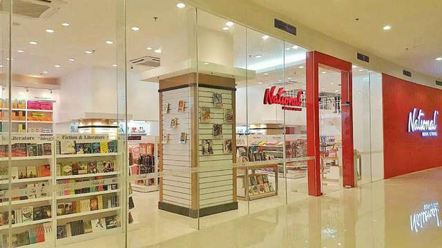 Get 50% Discount on Books and Other Items at National Book Store