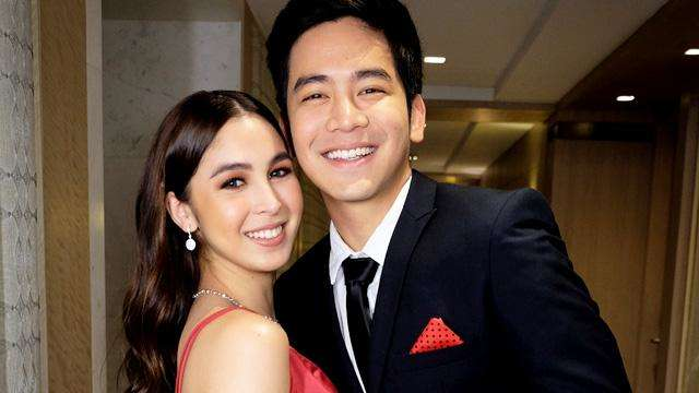 Joshua Garcia and Julia Barretto Sweet Moments at #CB18 Caught on Cam