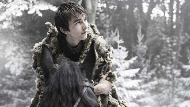 Why Bran Is So Weird in This Season of 'Game of Thrones,' According to Isaac Wright