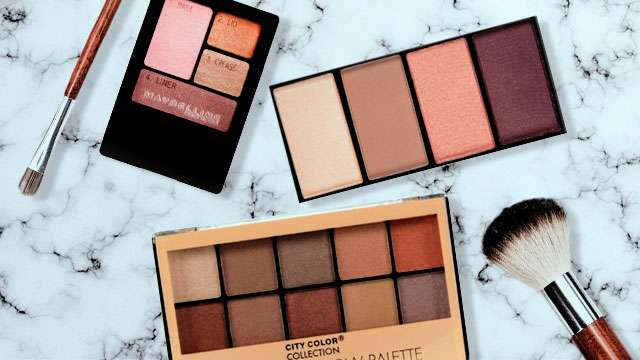 5 Eye Shadow Palettes Under P500 We're Obsessing Over