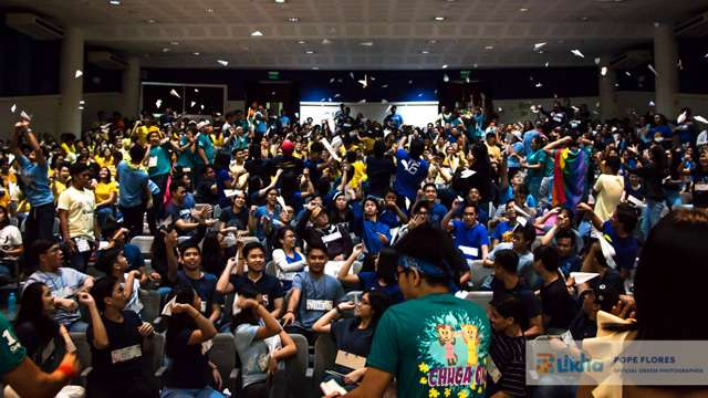 Here's How ADMU, UST, and Other Universities Welcome the Freshmen