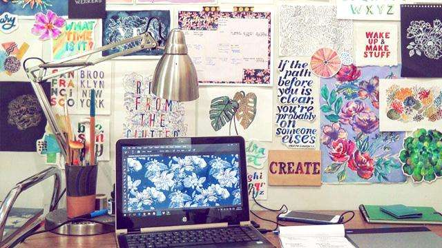5 Ways To Organize Your Crafting Corner