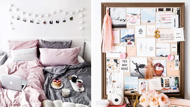 10 Ways to Decorate Your Dorm Room Wall With Photos