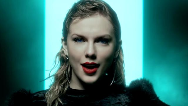 Taylor Swift's 'Look What You Made Me Do' Video Is Here