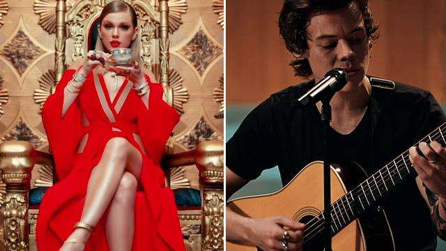 Is Taylor Swift's New Single Off 'Reputation' About Harry Styles?
